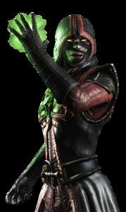 Ermac Mortal Kombat X PNG Image PNG Clip art