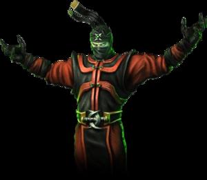 Ermac Mortal Kombat X PNG Photos PNG Clip art