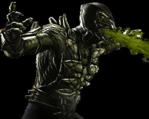 Ermac Mortal Kombat X PNG Pic Clip art