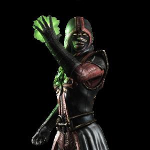 Ermac Mortal Kombat X PNG Picture PNG Clip art