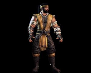 Ermac Mortal Kombat X Transparent Background PNG Clip art