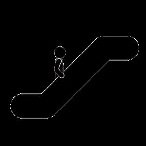 Escalator Transparent PNG PNG Clip art
