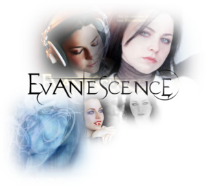Evanescence PNG Image PNG Clip art