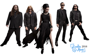 Evanescence PNG Photos PNG Clip art