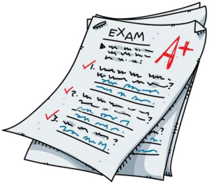 Exam Transparent PNG PNG Clip art