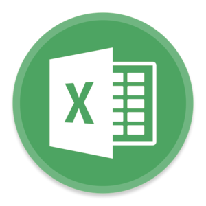 Excel PNG Image PNG icons