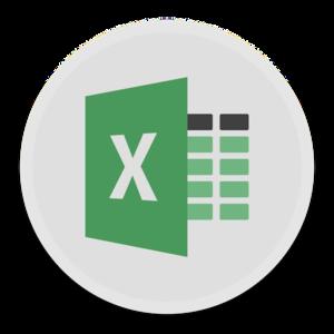 Excel PNG Transparent Image PNG Clip art