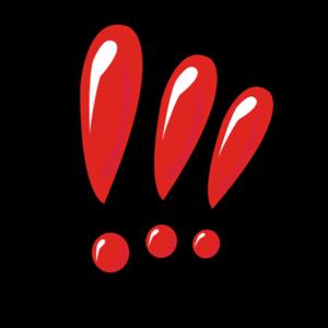 Exclamation Mark Transparent Images PNG PNG Clip art