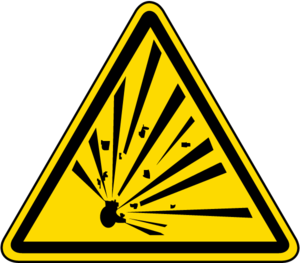 Explosive Sign PNG Background Image PNG Clip art