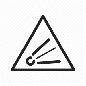 Explosive Sign PNG File PNG Clip art