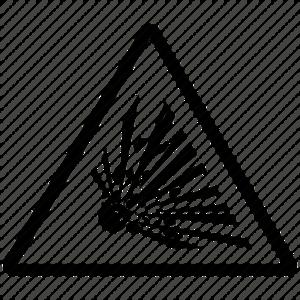 Explosive Sign PNG Free Download PNG Clip art