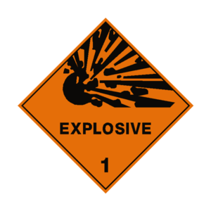 Explosive Sign PNG Photo PNG Clip art