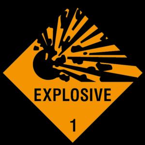 Explosive Sign PNG Transparent Image PNG Clip art