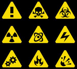 Explosive Sign Transparent PNG PNG Clip art