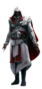 Ezio Auditore PNG File PNG image