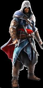 Ezio Auditore PNG Image PNG Clip art