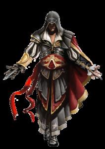 Ezio Auditore PNG Photos PNG Clip art