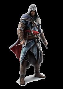 Ezio Auditore PNG Picture PNG Clip art