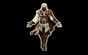 Ezio Auditore Transparent PNG PNG Clip art