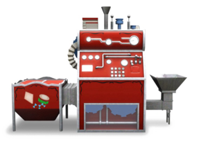 Factory Machine Background PNG PNG Clip art