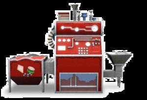 Factory Machine PNG Transparent PNG Clip art