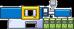 Factory Machine Transparent Background PNG Clip art