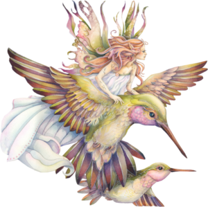 Fairy Bird PNG File PNG Clip art