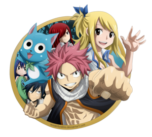 Fairy Tail PNG Clipart PNG Clip art