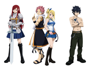 Fairy Tail PNG File PNG Clip art