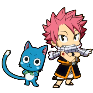 Fairy Tail PNG Transparent Picture PNG clipart