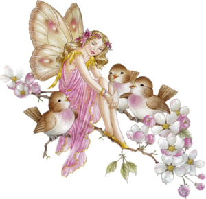 Fairy Transparent PNG PNG icon