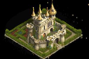 Fairytale Castle PNG Clipart PNG Clip art