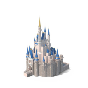 Fairytale Castle PNG Free Download PNG clipart