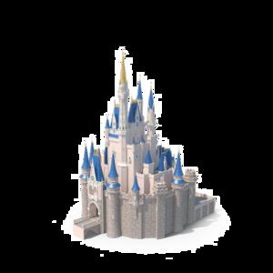 Fairytale Castle PNG Free Download PNG Clip art