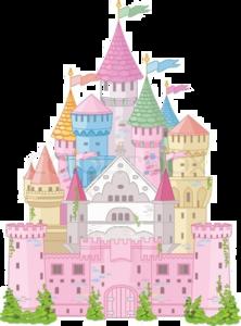 Fairytale Castle PNG Image PNG Clip art