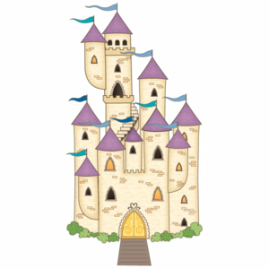 Fairytale Castle PNG Photo PNG Clip art
