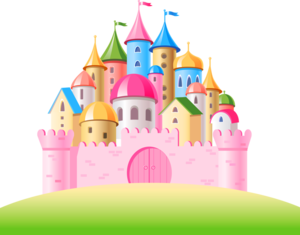 Fairytale Castle PNG Photos PNG Clip art
