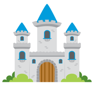 Fairytale Castle PNG Picture PNG icon