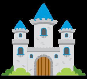 Fairytale Castle PNG Picture PNG Clip art