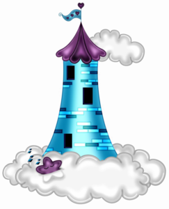 Fairytale Castle Transparent PNG PNG Clip art