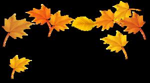 Falling Leaves Transparent Background PNG Clip art