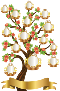 Family Tree PNG Transparent PNG Clip art