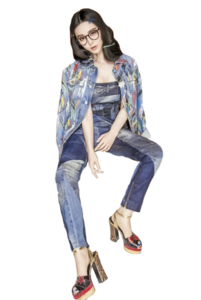 Fan Bingbing Transparent PNG PNG Clip art