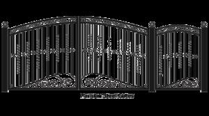 Fancy Gate PNG Clipart PNG Clip art