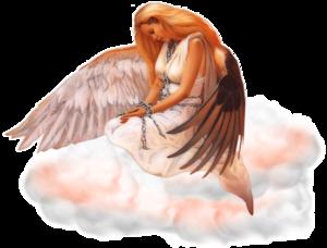 Fantasy Angel PNG File PNG Clip art