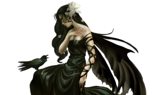 Fantasy Angel PNG HD Clip art