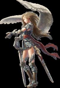 Fantasy Angel PNG Image PNG Clip art