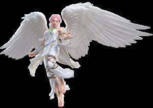 Fantasy Angel Transparent Background Clip art