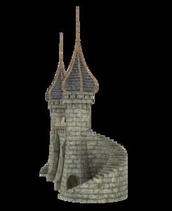 Fantasy Castle PNG Image PNG clipart