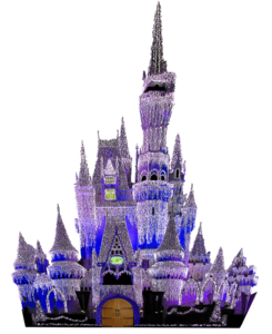 Fantasy Castle PNG Pic PNG clipart